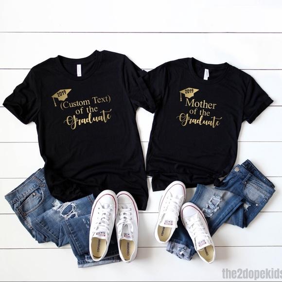 ff333717e Tops | Graduation Shirt 2019 Family Friends | Poshmark